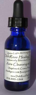 DLA-BLD-Aura-Cleansing